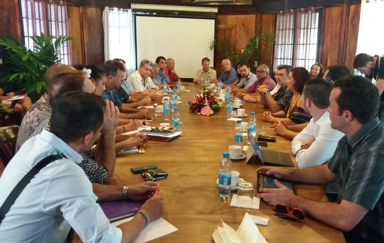 Pacifique Business days de Tahiti en mars 2018