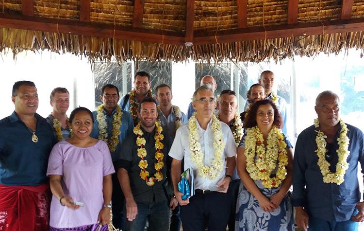 Wallis et Futuna 2017